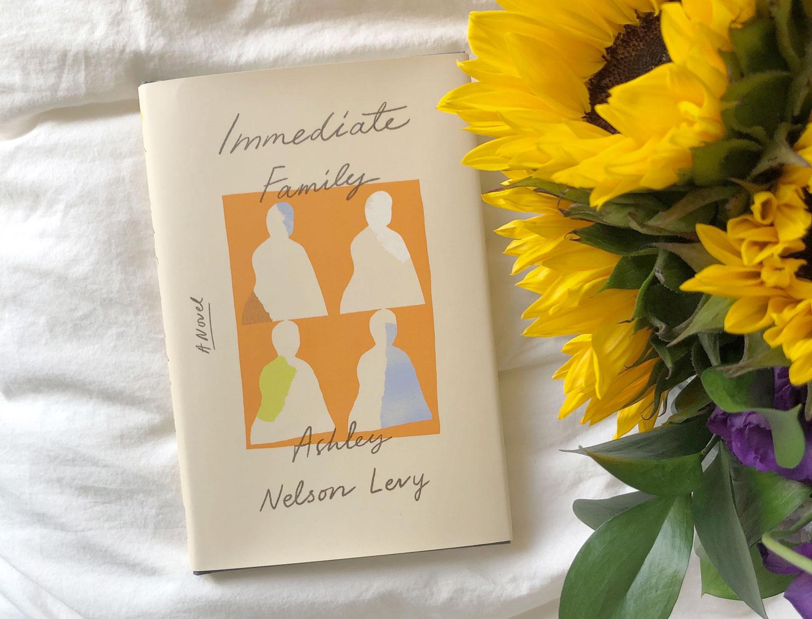 August Book Club Pick: Immediate Family