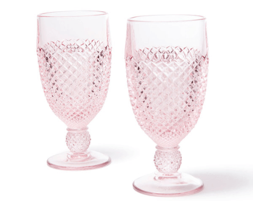 Mosser Glass Goblets