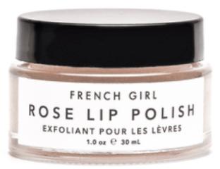 French Girl Rose Lip Polish, goop, $20