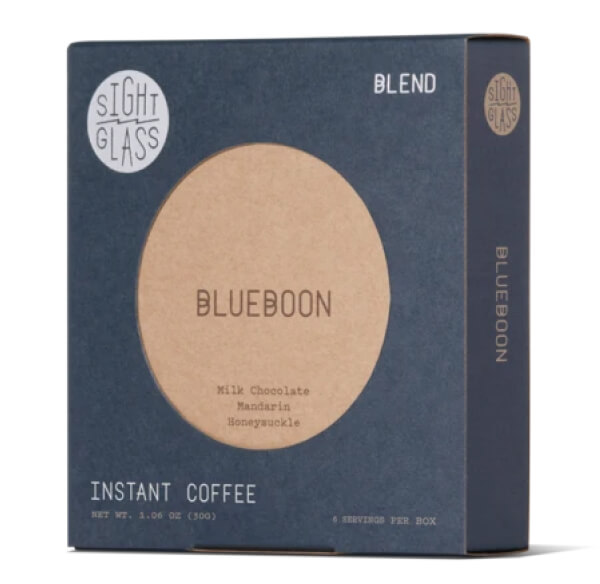 Blueboon instant