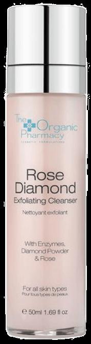 The Organic Pharmacy Rose Diamond Cleanser