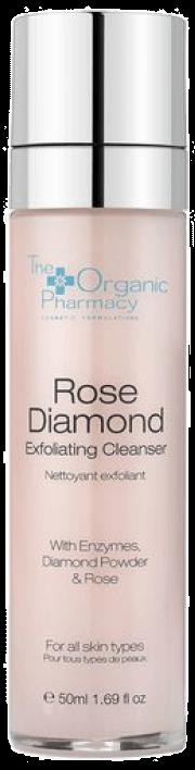 The Organic Pharmacy Rose Diamond Exfoliating Cleanser