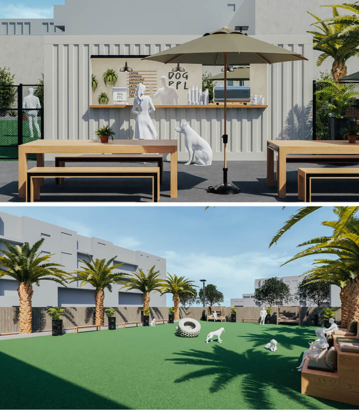 DOG PPL DOG PARK AND LOUNGE MEMBERSHIP DOG PPL, from $50 a month
