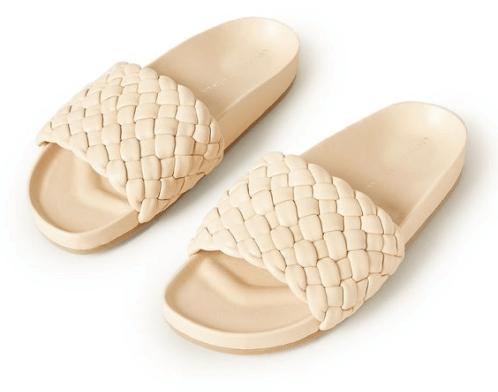 Loeffler Randall slides