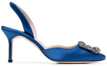 Manolo Blahnik high-heels