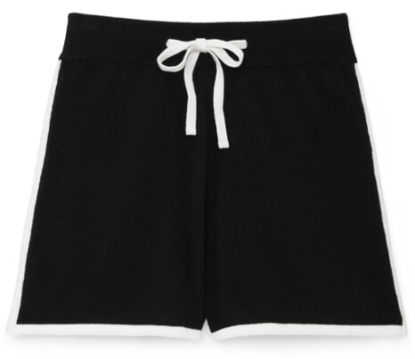G. Label Harned Sweater Shorts
