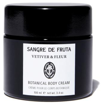 Sangre de Fruta Botanical Body Cream: Vetiver & Fleur