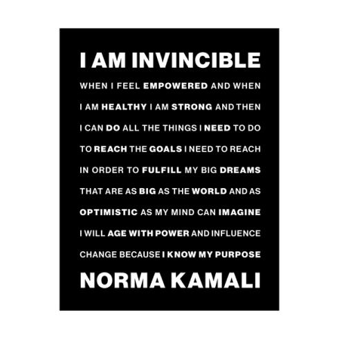 ABRAMS I Am Invincible