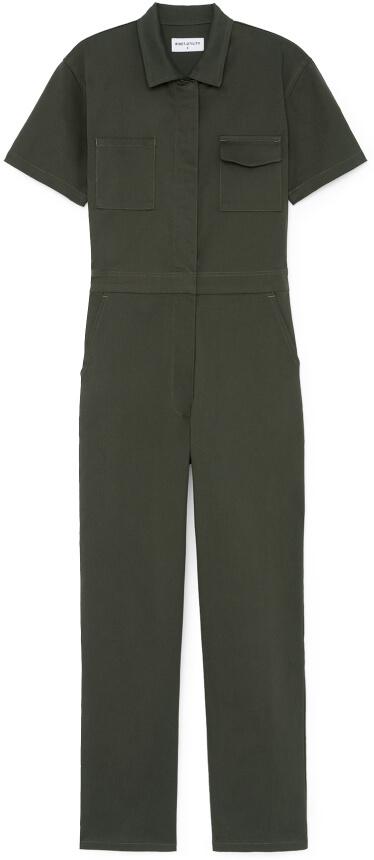 G. Label Worker jumpsuit