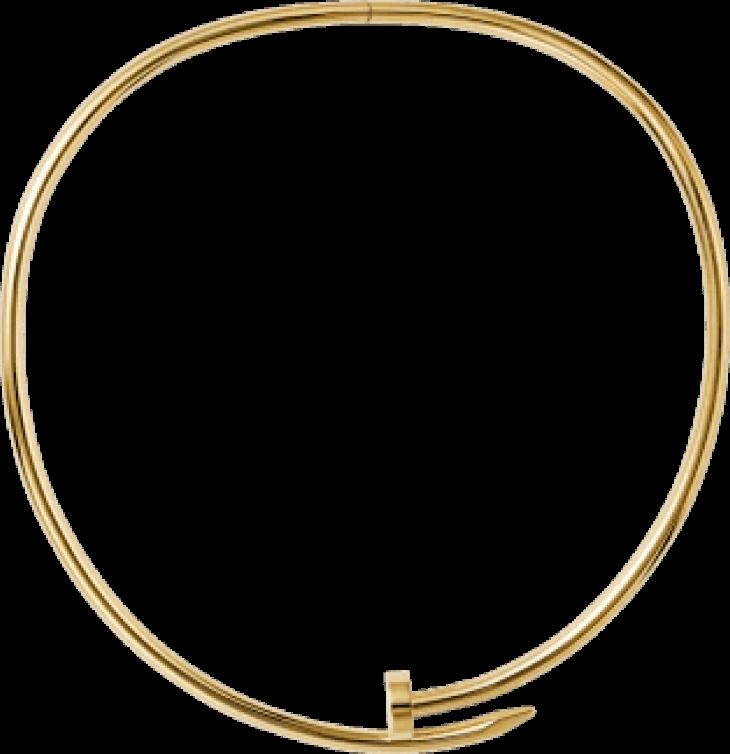 juste un clou necklace Cartier, $30,100