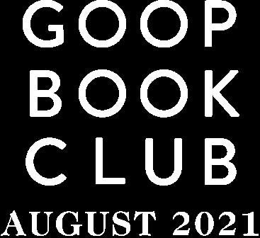goop book club logo
