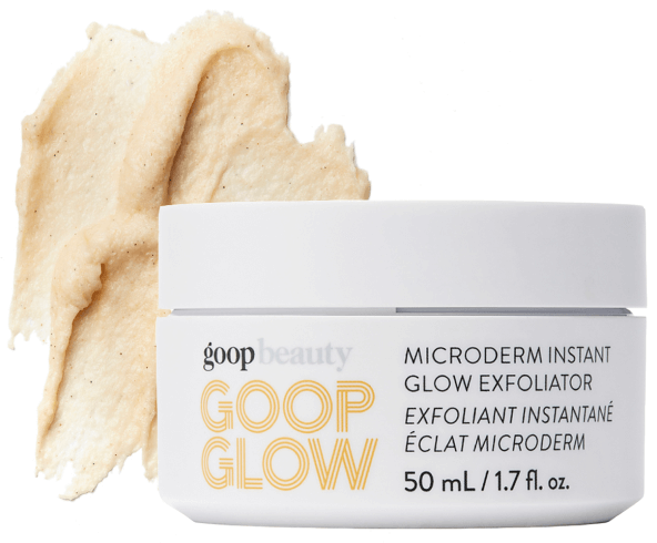 goop Beauty GOOPGLOW Microderm Instant Glow peeling, goop, 125 USD / 112 USD with subscription