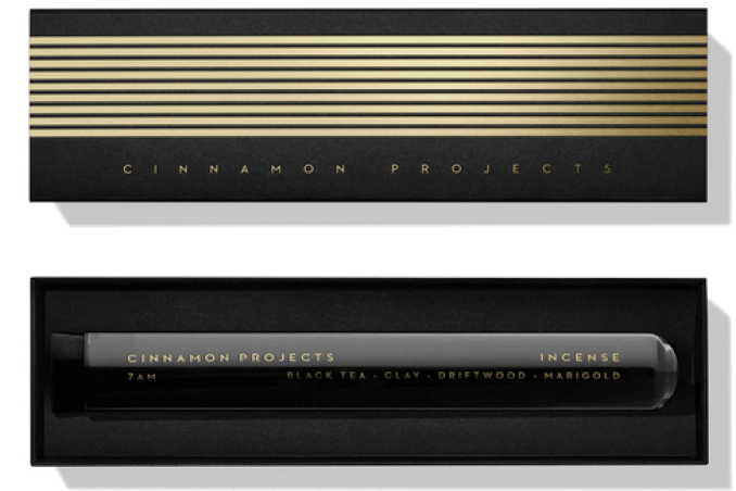 Cinnamon Projects 7 AM Incense