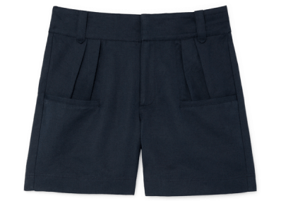 G. Miller High-Waisted Pleated Shorts