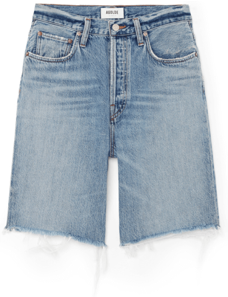 Agolde shorts goop, $148
