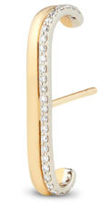G. Label Fiene Yellow Gold and Pavé Ear Cuff goop, $650