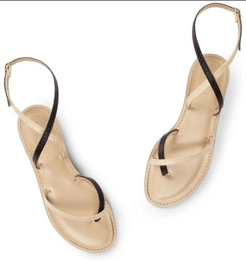 Amanu sandals goop, $325
