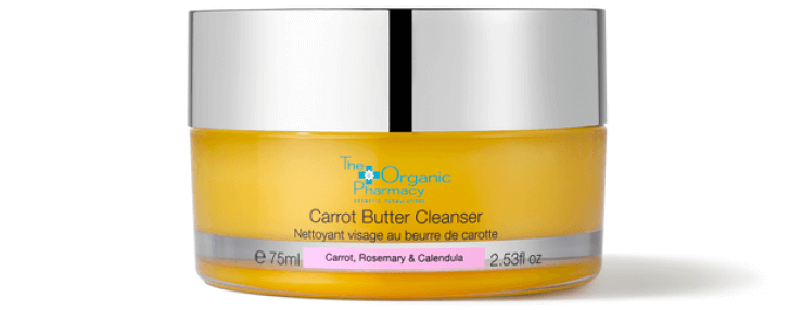 The Organic Pharmacy Carrot Butter Cleanser