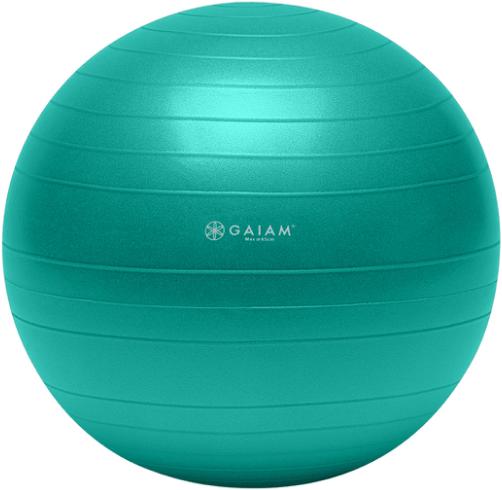 Gaiam Balance Ball goop, $20