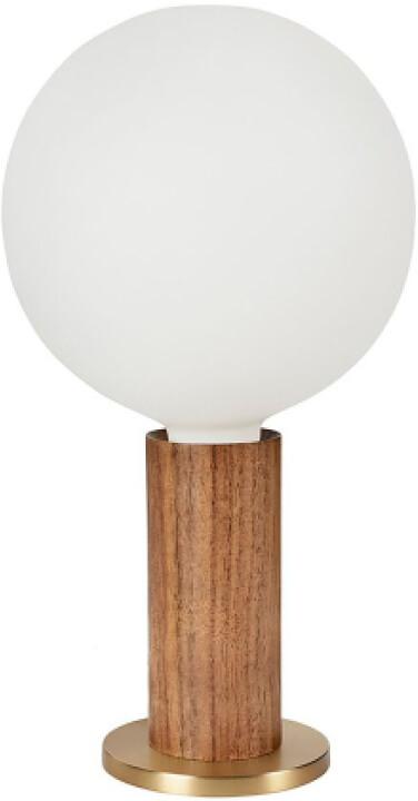 Tala Walnut Knuckle Table Lamp goop, $165
