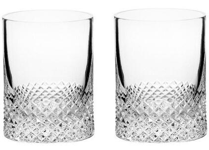 Richard Brendon Diamond Shot Glasses, Set of 2 goop, $144