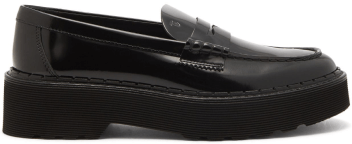 Tod's loafers Matches Fashion, $645