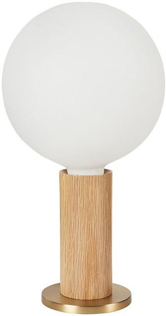 Tala Oak Knuckle Table Lamp goop, $165
