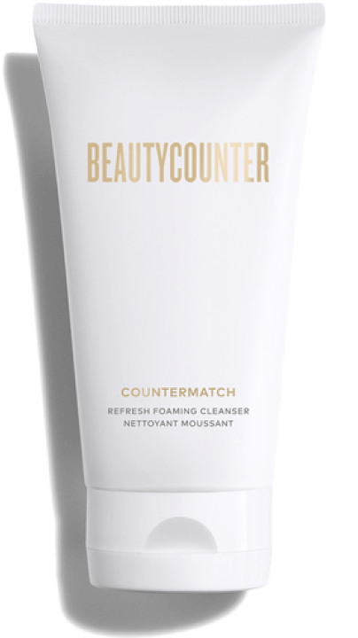 Beautycounter Countermatch Refresh Foaming Cleanser, goop, $32