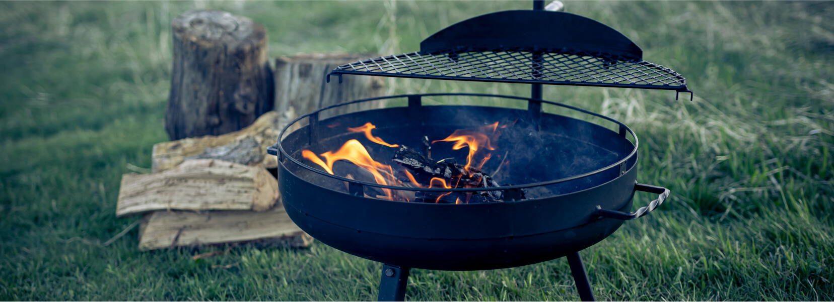 Barebones Living portable occurrence  pit and grill