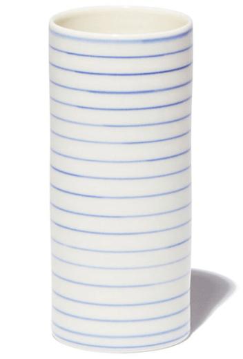 Anne Black               Strip Narrow Vase, Medium