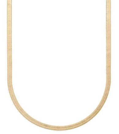 Laura Lombardi chain goop, $98
