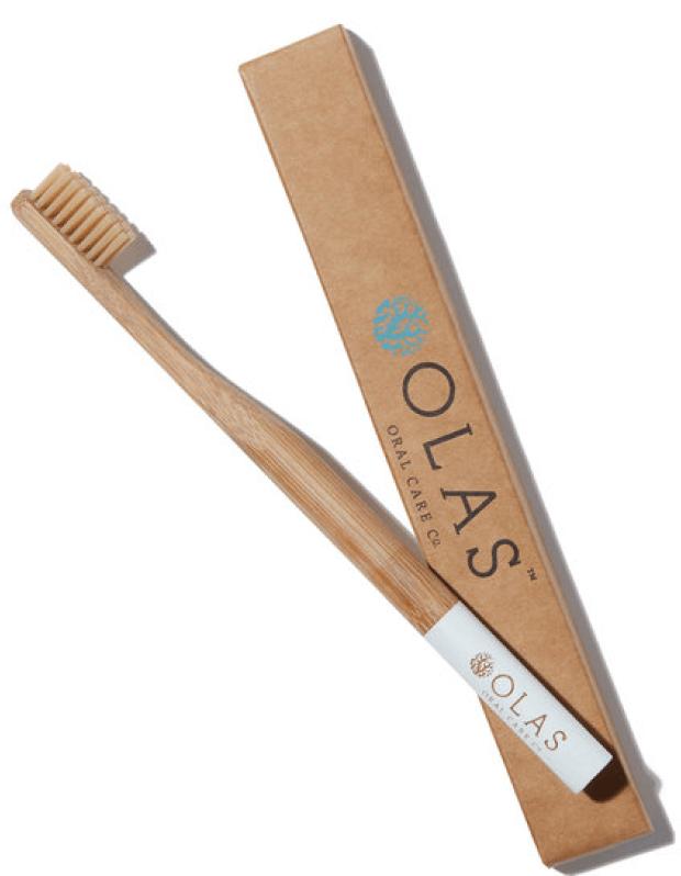 OLAS Bamboo Toothbrush