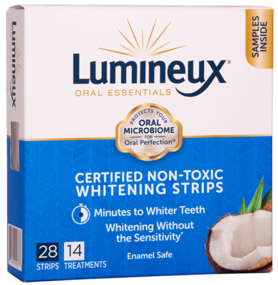 Oral Essentials Lumineux Whitening Strips