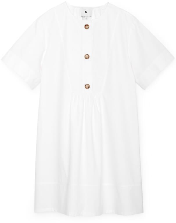 G. Label Kai Tiered Mini Dress goop, $545