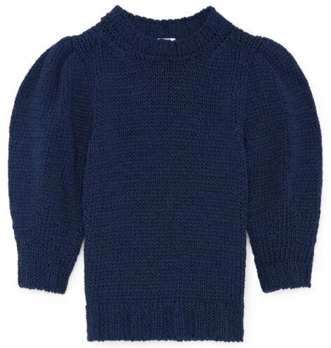G. Label AmyLee Chunky Puff Sleeve Sweater goop, $595