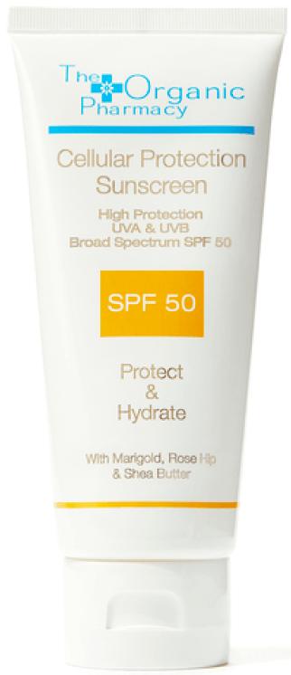 کرم ضد آفتاب داروسازی ارگانیک Cellular Protection SPF 50