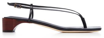 St. Agni sandals Moda Operandi, $295