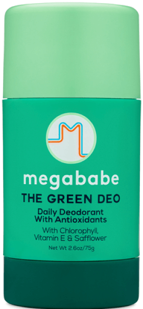 Megababe The Green Deo goop, $14