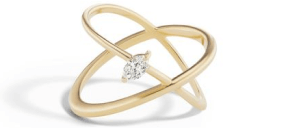 Sophie Ratner ring goop, $630