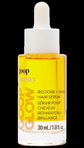 goop Beauty goopglow restore + shine Hair serum