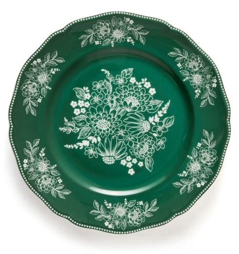 goop x Social Studies Salad Plate, goop, $34