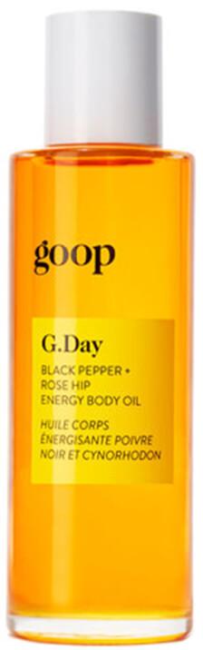 goop Beauty G.Day Black Pepper + Rose Hip Energy Body Body، goop ، 60 دلار