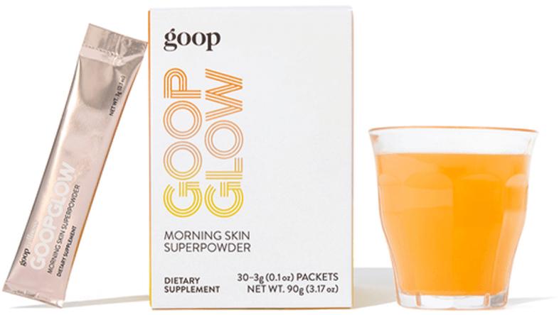 goop Beauty GOOPGLOW Morning Skin Superpowder - بسته 5 چوبی