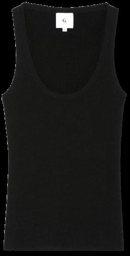 G. Label Ava Cashmere tank top, goop, $395