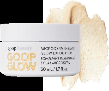 goop Beauty GOOPGLOW Microderm Instant Glow Exfoliator goop, $125/$112 with subscription