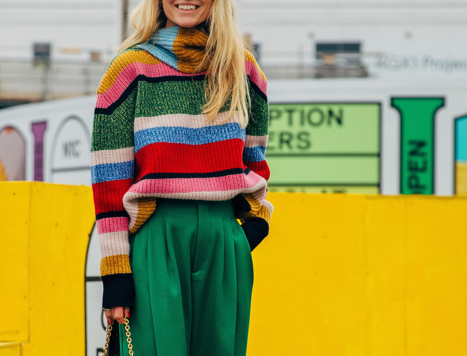 Home Office or Corner Office: Knitwear That Works for Both