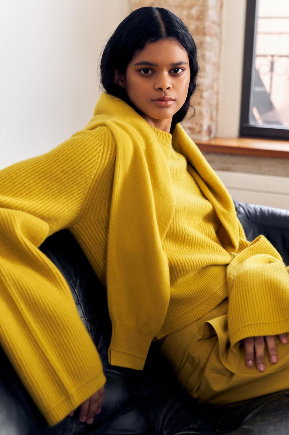Maria McManus sweater