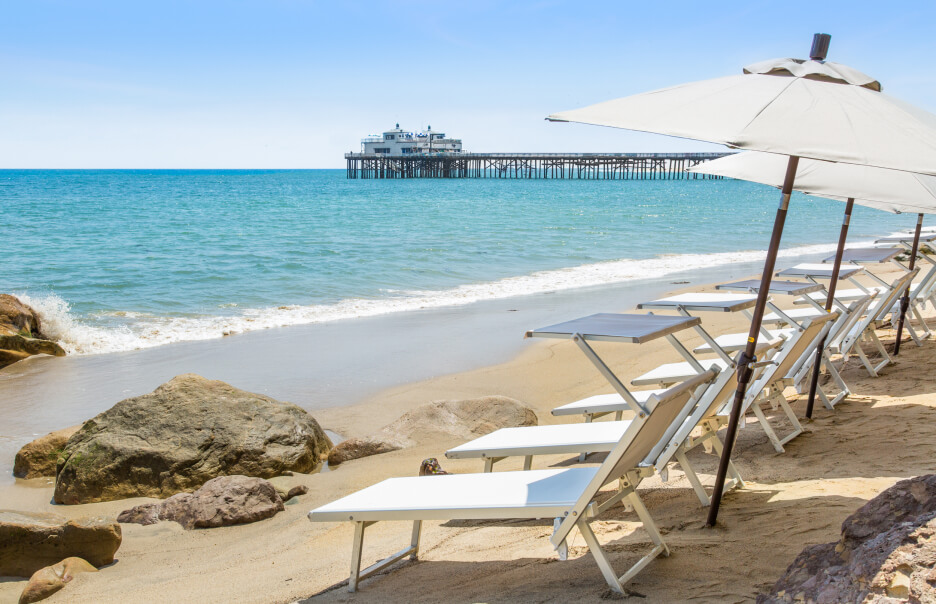 Malibu Beach Inn hotel