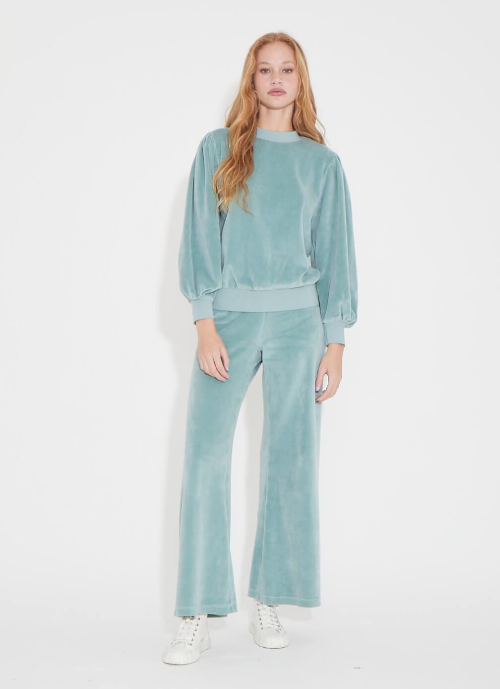 Suzie Kondi top and pants