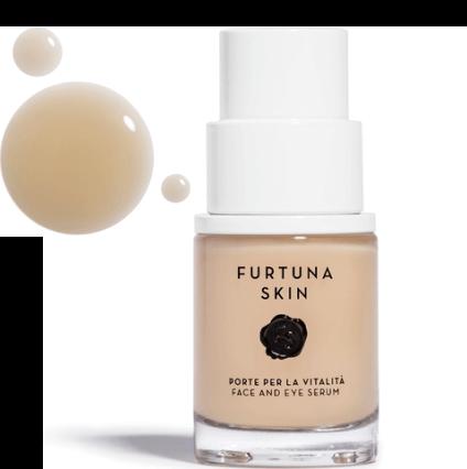 Furtuna Skin Porte Per La Vitalità Face and Eye Serum goop, $185